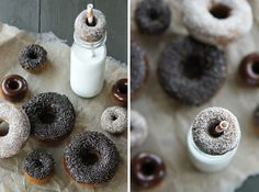 Life {Made} Simple: Baked Pumpkin Spice Doughnuts