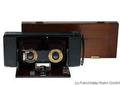 Kodak Eastman: Stereo-Hawk-Eye No.1 camera