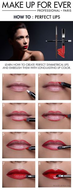 "Gradient Lip Tutorial – The New Gradient Lipstick Trend - Marie Claire. In Asia, you must remember that the dolly look is popular, so little lips and big eyes are the goal,"" explains makeup artist Nigel Stanislaus of the. affiliate link"