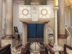 Chiesa di San Lorenzo a Trapani http://www.hoteltrapaniin.it/blog-dettaglio.php?id=229