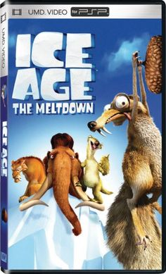Ice Age The Meltdown UMD for PSP *** Click for Special Deals #BestSellingChildrenMovies