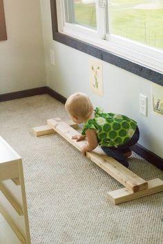 The Kavanaugh Report: DIY Wooden Balance Beam