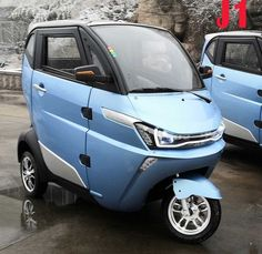 Fast Electric Bike, Electric Cars For Sale, Small Electric Cars, Electric Trike, Electric Cycles, Tricycle Motorcycle, Adult Tricycle, Trike Bicycle, Cargo Bike