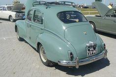 1958 - Peugeot 203 C - rear side