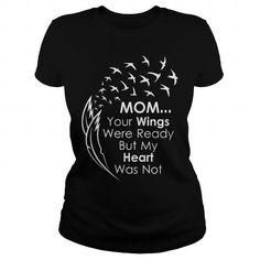 MOM YOUR WINGS T Shirts, Hoodies, Sweatshirts. BUY NOW ==►…