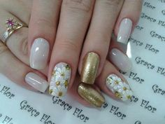 Christmas nails, christmas nails christmas nail stickers, christmas n Christmas Nails 2016, Christmas Nail Stickers, Perfect Nails, Gorgeous Nails, Cute Nails, Pretty Nails, Nails Only, Gelish Nails, Accent Nails
