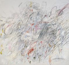 Cy Twombly, Leda and the Swan, 1962, oil, pencil, and crayon on canvas, 190.5 x 200 cm, MoMA, New York. Source  This is Cy Twombly's depiction of the Roman mythological tale Leda and the Swan, in which Zeus transforms into the elegant white bird in order to sexually assault the beautiful Leda. Though Twombly's version is a near indecipherable mass of mixed media, it is also highly energised and aggressive with areas of red that could allude to Zeus' lustful thoughts. You can also play a fun…