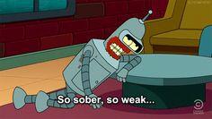 Heroes Get Made • Cheer Up Post #3142 - Bender (Futurama) Edition