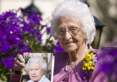 A special Thanksgiving service was held to celebrate the life of one of Preston's oldest residents.