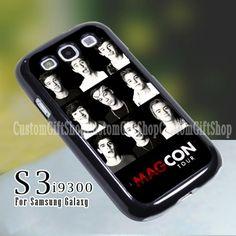 Magcon Boys Collage Design for Samsung 9300 Case Collage Design, Magcon Boys, Samsung Galaxy S3, Apple Watch, Prints, Magcon