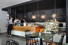 Aunt Benny Oderstr 7 ( cool looking coffee shop - I think it's in Berlin)