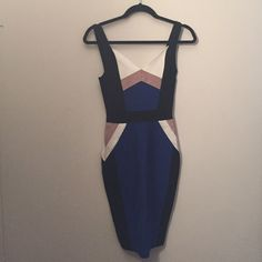 House of cb bandage dress Bandage dress from house of cb. Never worn. With tags. Size Xs House of cb Dresses