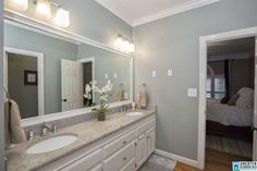 YOUR OWN SPA Spalike Bathroom With White And Neutral Colors A True - Bathroom remodeling hoover al