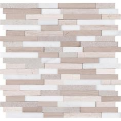 MSI Arctic Storm Interlocking Peel and Stick 12 in. x 12 in. x Honed Marble Mosaic Tile sq. / – The Home Depot - Modern Honed Marble, Marble Mosaic, Mosaic Tiles, Wall Tiles, Travertine, Gray Marble, Mosaic Wall, Peel And Stick Tile, Stick On Tiles