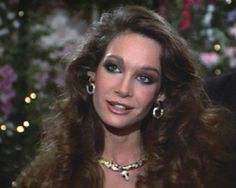 Classic Actresses, Beautiful Actresses, Mary Crosby, Dallas Tv Show, Jackie Collins, Movie Stars, Tv Shows, Hollywood, Sexy
