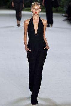 Akris Spring 2013 Ready-to-Wear Fashion Show - Vika Falileeva (Women)