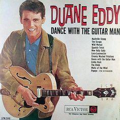 Duane Eddy, King of Twang--1962.