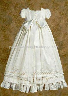 Italian Christening Gowns | Cl-09 spedizione gratuita!! 2013 nuovo arrivo bella bianco di qualità ...