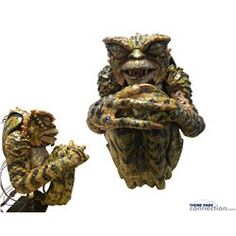 Gremlins 2 Movie Screen Used Rick Baker Hatchling Restored Special Effects Puppet PROP
