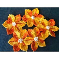 Free Flowers in the Wild Crochet Pattern - Lyn's Crafts
