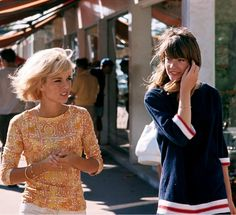 Françoise Hardy and