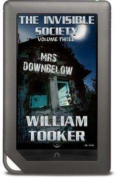 The Invisible Society- Volume 3 - Mrs. Downbelow