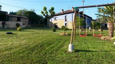 10 casas rurales con su propio parque infantil