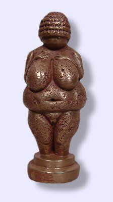 "Willendorf 3"" in Cold Cast Bronze  Want!"