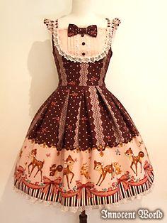 Classic Lolita Fashion