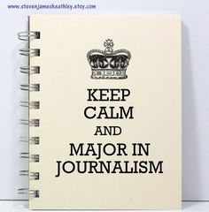 Major in Journalism. Then be unable to find good, full-time work! Ha!