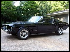 1967 #Ford #Mustang #Fastback 289 CI