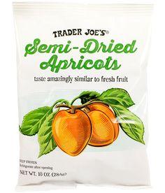 Semi Dried Apricots