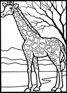 Dibujos para Colorear. Dibujos para Pintar. Dibujos para imprimir y colorear online. Animales 121