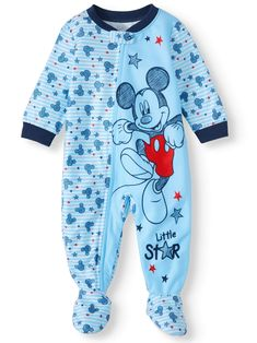 Baby pajamas in order to keep your little ones relaxed though they rest, look up newborn baby and young one pajamas used in trendy colorings. Disney Baby Clothes, Newborn Boy Clothes, Newborn Outfits, Cute Baby Clothes, Baby Disney, Babies Clothes, Baby Boy Pajamas, Carters Baby, Baby Gap