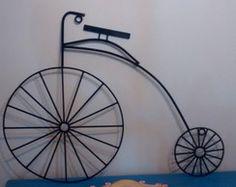 Enfeite de parede - Bicicleta