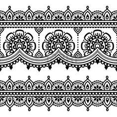 Afbeeldingsresultaat voor mandala armband tekening