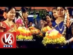 Bathukamma Telangana Exclusive