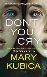Don't You Cry (Thorndike Press Large Print Core Series) Hardcover ? Large Print Import
