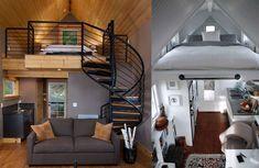 Så kan du enkelt förändra känslan i ett rum - med din tv Compact Living, Betta, Diy Design, Tiny House, Sweet Home, House Ideas, Cabin, Architecture, Furniture