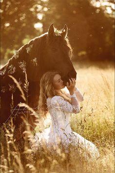 Das größte Glück der Erde liegt auf dem Rücken der Pferde.
