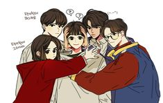 รูปที่ (17) Park Bo Gum Wallpaper, Korean Shows, Best Dramas, Children's Book Illustration, Cartoon Images, Marshmallows, Movies Showing, Goblin, Korean Drama