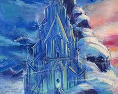 Image result for frozen castle