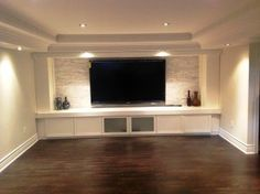Custom Basement Ideas