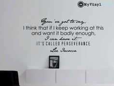 Bruce Lee Inspirational Quote Monogram Wall Decal By MyVinylStory - Monogram wall decals for business