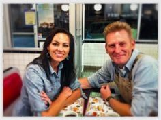 Joey and Rory ..i love them. (: