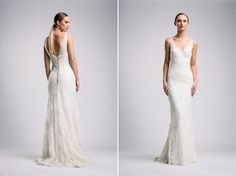 Suzanne Harward 2014 Bridal Couture Collection