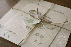 "BluebellsDesign: ""country"" wedding stationery"