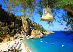 Kyra Panagia in Karpathos island, Greece