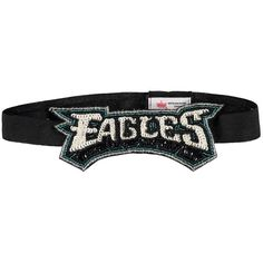 Philadelphia Eagles Women's Sequins & Beads Elastic Hairband - $24.99