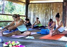 300 hour Yoga Teacher Training in Chiang Mai Thailand at Huai Sai Chiang Mai Thailand